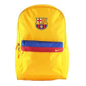 2019-2020 Barcelona-Nike Stadium-BACKPACK (univerzitní zlato)