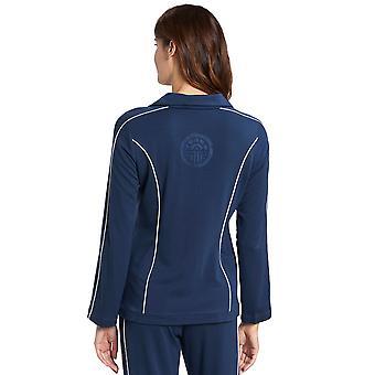 Feraud 3191091-16550 Women's Casual Chic Frozen Green Loungewear Jacket