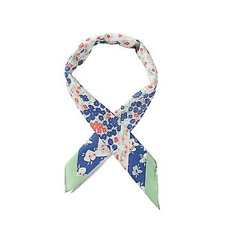 Intrigue Womens/Ladies Floral Print Square Scarf