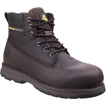 أمبلرز سلامة الرجال AS170 خفيفة الوزن أحذية السلامة الصلب