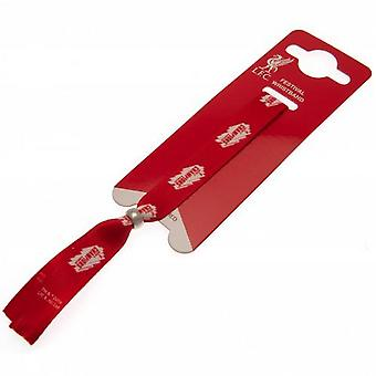 Liverpool FC Champions Of Europe Festival Wristband