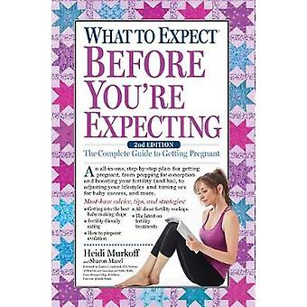 What to Expect Before You're Expecting - The Complete Guide to Getting