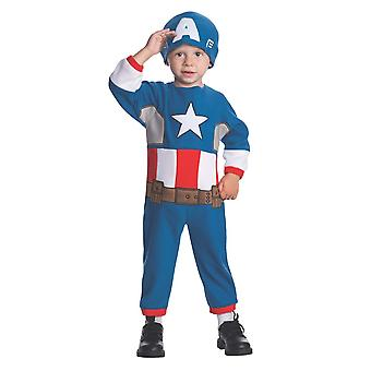 Captain America Costume for toddlers