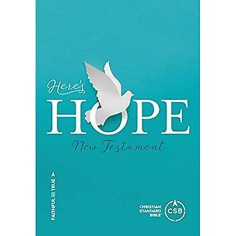 CSB Here's Hope New Testament