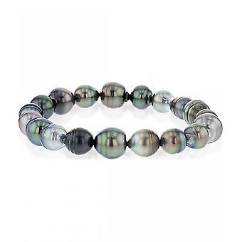 Luna-Pearls Beaded Bracelet TahitiPerlen 8-10 mm 2035931