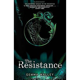 The Resistance by Gemma Malley - 9781408836903 Book