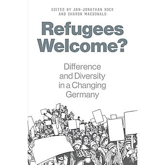 Refugees Welcome by JanJonathan Bock