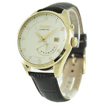 Seiko Kinetic SRN052 SRN052P1 SRN052P Men's Reloj