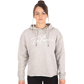 Tatami Fightwear Women's Cropped Pullover Hoodie - Gray