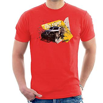 Fast and Furious You Ride You Fight Men's T-Shirt