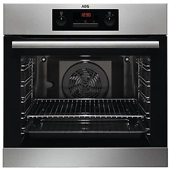 Pyrolytic Oven Aeg BPB33002SM 72 L 3490W A+ Black Stainless steel
