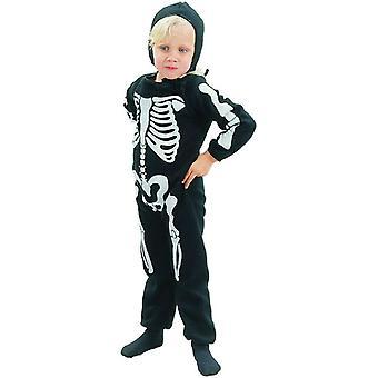 Bnov Skelton Boy Costume