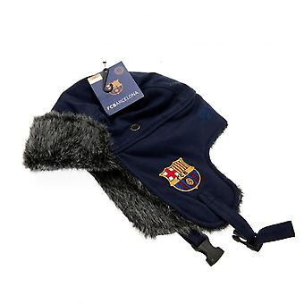 FC Barcelona Official Adults Unisex Jersey Trapper Hat