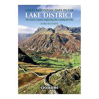 Cicerone Aucun Grand Jour de Montian Dans le Lake District