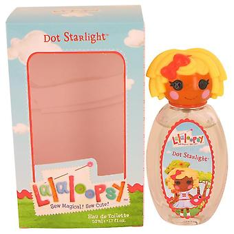 Lalaloopsy Eau De Toilette Spray (Dot Starlight) By Marmol & Son   536487 50 ml
