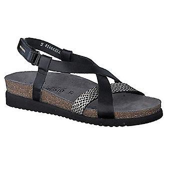 Mephisto Womens Haneta Open Toe Casual Sport Sandals