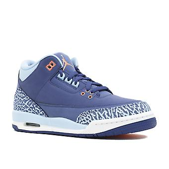 Air Jordan 3 Retro Gg (Gs) 'Purple Dust' - 441140-506 - Shoes