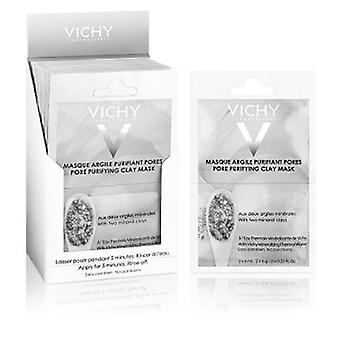 Vichy Mascarilla de Arcilla Purificante de Poros 2 de 6 ml