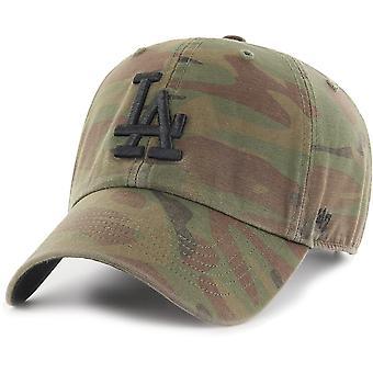47 fire relaxed fit camo Cap - REGIMENT Los Angeles Dodgers