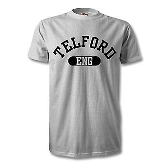Telford England Stadt T-Shirt