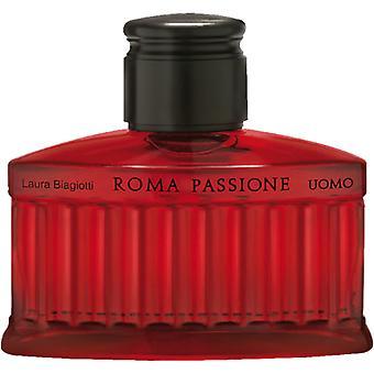Laura Biagiotti Roma Uomo Eau de Toilette Spray 125ml
