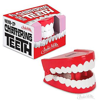 Archie McPhee Wind Up Chattering Teeth
