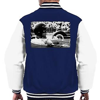 Motorsport Images Gurney BT7 Climax Prepares For Start Men's Varsity Jacket