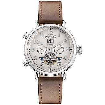 Muse Automatic Analog Men's Watch with Cowskin Bracelet I09502