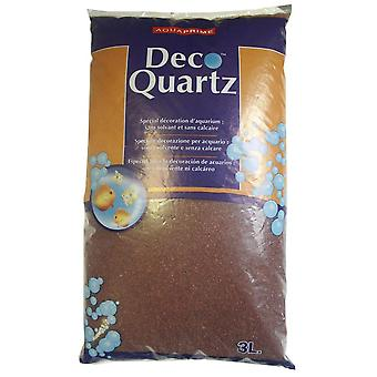 Agrobiothers Quartz Chestnut 3L (Fish , Decoration , Gravel & sand)