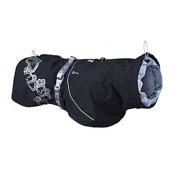 Hurtta impermeabile para Perros Drizzle Coat Raven (cani, vestiti per cani, impermeabili)