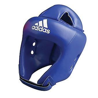 adidas Boxing Rookie Headuard MMA Sparring Head Protection Blue