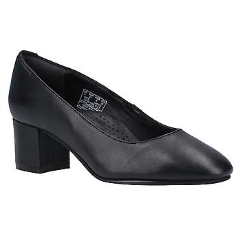 Hush Puppies Womens Anna Slip On Formal Dress Court Shoes