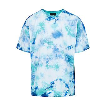 CAYLER & SONS Men's T-Shirt CSBL Meaning Of Life Tie Dye Box