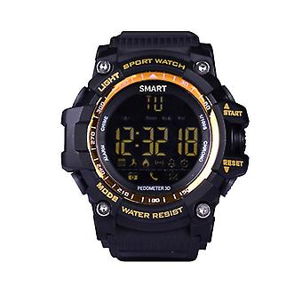 EX16 Sport-Durable smartwatch avec longue batterie-or