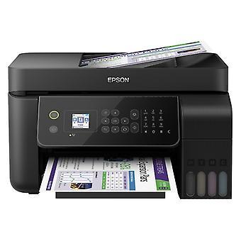 Imprimante multifonction Epson Ecotank ET-4700 10 ppm WiFi Fax Black