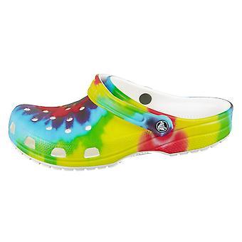 Crocs Classic Dye Graphic 20545390H uniwersalne letnie buty damskie