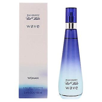 Feminine Spray Cool Water Wave Davidoff STOCK 13210 EDT EDT/125 ml