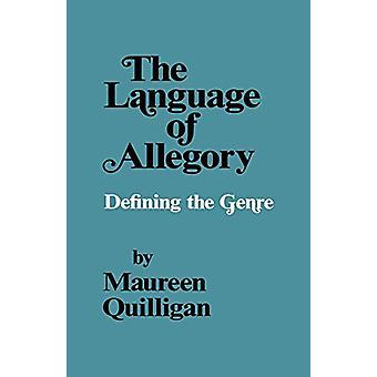 Språket i Allegory - Definiera genren av Maureen Quilligan - 9