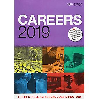 Careers 2019 by Trotman Education - 9781911067894 Book