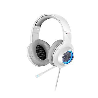 Edifier V4 Virtual Surround Sound Usb Gaming Headset White