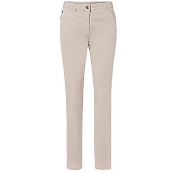 Olsen Sand Mona Slim Leg Jeans