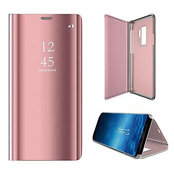 Huawei P40 - Smart Klar Utsikt Sak - Rosa