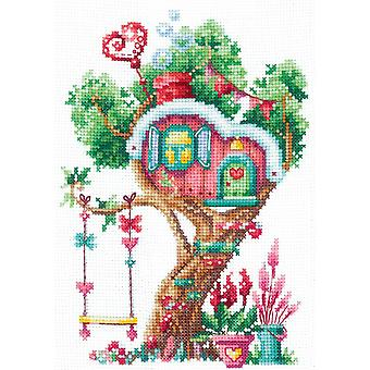 Andriana Cross Stitch - Sweet Tree House