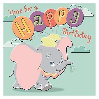Hallmark Disney Dumbo Time For A Happy Birthday Card 25519850