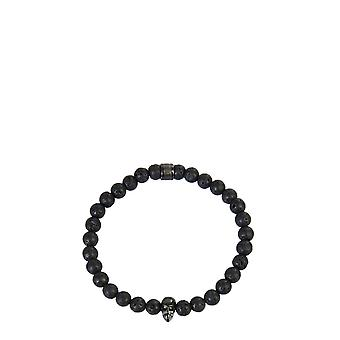 Northskull Stchgm2220lvblack Men's Black Other Materials Bracelet