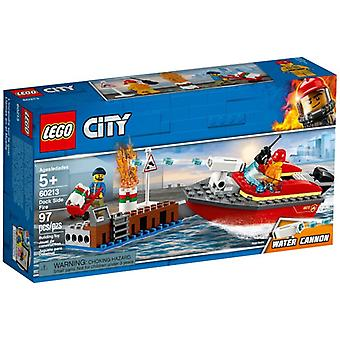 LEGO 60213 Fire on the quay