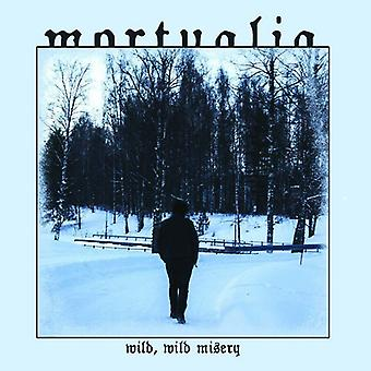 Mortualia - misère Wild Wild [CD] USA import