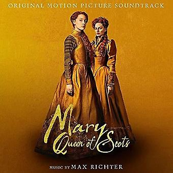Max Richter - Mary Queen of Scots / O.S.T. [CD] USA import