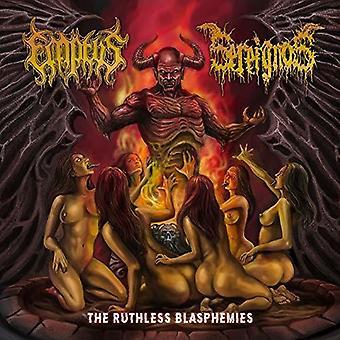Ruthless Blasphemies (Sereignos / Emptys Split) [CD] USA import