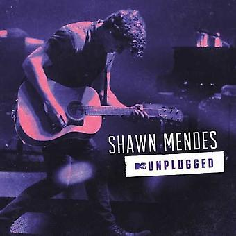 Mendes*Shawn - MTV Unplugged [CD] Usa import